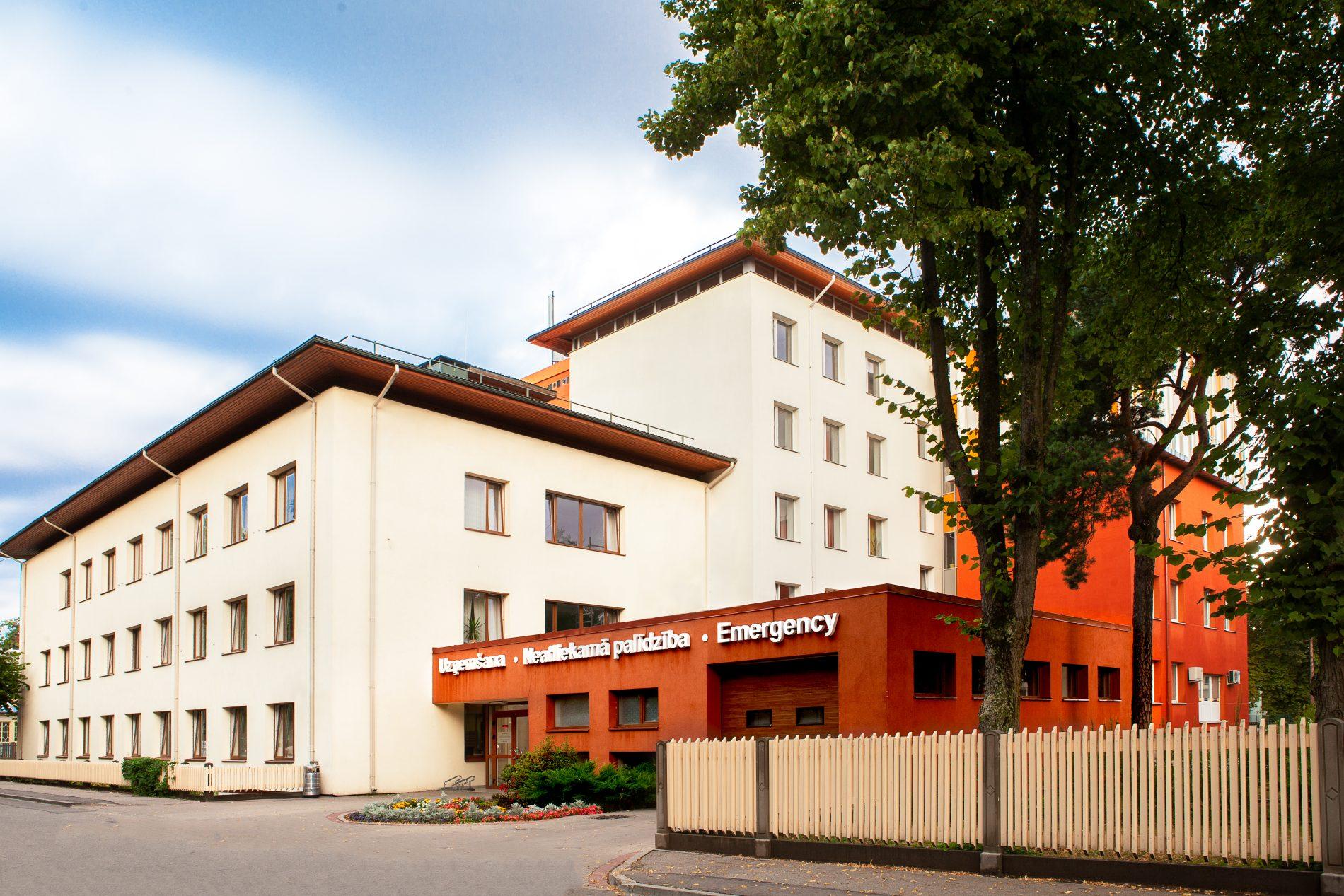 Jurmalas Hospital