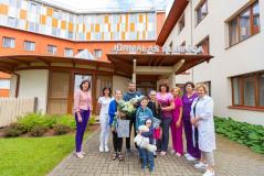 Jūrmalas slimnīcā piedzimis šogad tūkstošais bērniņš