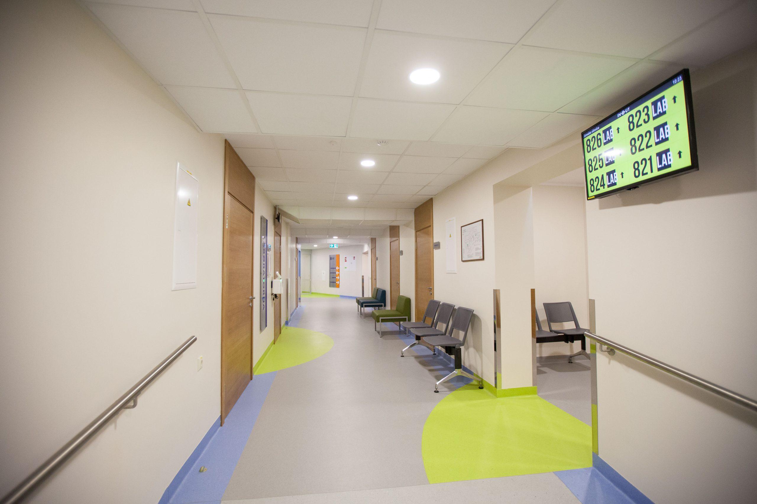SIA Jūrmalas slimnīca drīzumā uzsāks apjomīgus 2.stāva pārbūves darbus